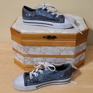 Sparkly Sneakers